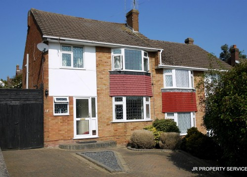 Cranfield Crescent, Cuffley