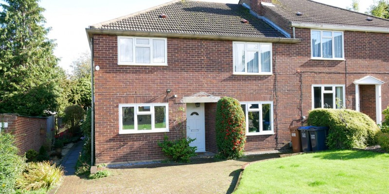 Theobalds Close, Cuffley